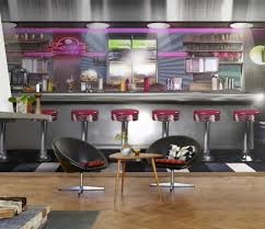 kitchen accessories stool american diner style kitchen american
