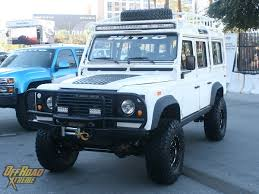 custom land rover discovery this land rover 110 offers up more than a couple of surprises