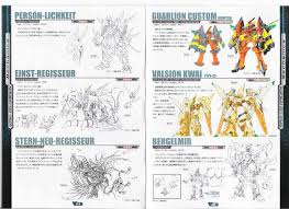 cybuster super robot wars mk 2 page 3 mecha talk