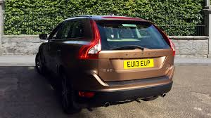 volvo eu volvo xc60 d5 selux g with heated front seats bi xenon headlights