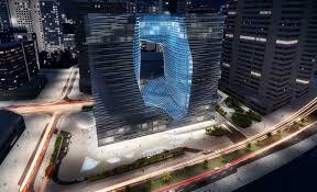 hotel architektur architektur dubais neues zaha hadid hotel manager magazin