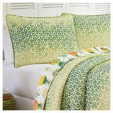 pineapples kokomo reversible quilt set vue target