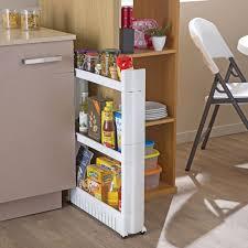 meuble etagere cuisine etagere meuble cuisine tagre sur roulettes pour cuisine ou salle de