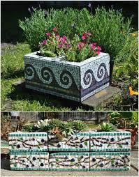 diy cinder block home u0026 garden decoration ideas