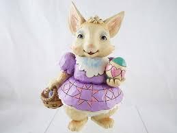 jim shore easter baskets for somebunny sweet pint size bunny w egg basket jim shore