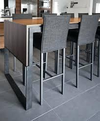 table bar cuisine design table haute ronde cuisine table de cuisine ronde table ronde