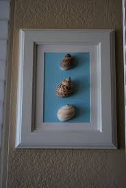 Shadowbox Beach Themed Seashell Shadowbox Seaglass Beach Decor by 123 Best Decorating With Shells Images On Pinterest Accessories