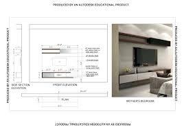 tv stand design plans u2013 flide co