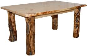 Rectangle Kitchen Table by Aspen Kitchen Table