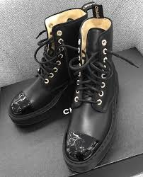 s boots autumn 2017 chanel fall 2017 combat boots my tyle combat boot