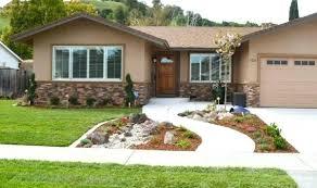 Modern Front Garden Design Ideas Landscaping For A Small Front Yard Modern Front Yard Landscape