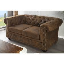 canapé chesterfield simili cuir moderne chesterfield sofa antieke look 17109 banken