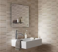bathroom tile ideas make the best design amaza nice brick pattern bathroom tile design for dashing powder room with floating through sink