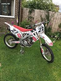 honda crf 250 2010 in houghton le spring tyne and wear gumtree