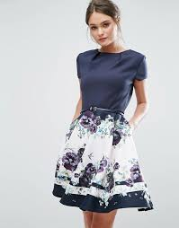robe patineuse mariage une robe pour un mariage en 2017 nuagemode