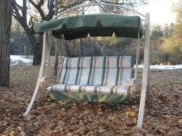 Hampton Bay Palm Canyon Replacement Cushions 29 Best Refurbish Your Patio Swings Images On Pinterest Patio