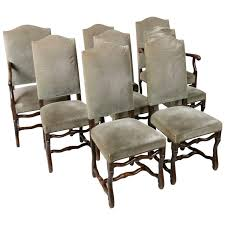 louis xiii dining room chairs 26 for sale at 1stdibs