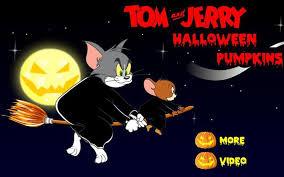 halloween pumpkins cartoons tom and jerry halloween pumpkins cartoon games wallpaper hd