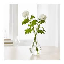 White Vases Ikea Viljestark Vase Ikea