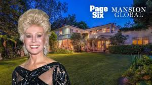 you can buy eva gabor u0027s very own u0027green acres u0027 for 14 million