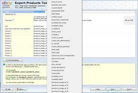 2 3 export products to ebay ebay export documentation