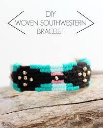 diy woven bracelet images Woven bracelet tutorial step by step darice jpg