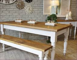 outdoor ideas fabulous white farm house table large farmhouse