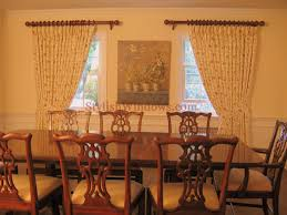 dining room window treatments curtains draperies blinds
