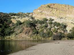 Arizona beaches images 7 secret beaches in arizona jpg