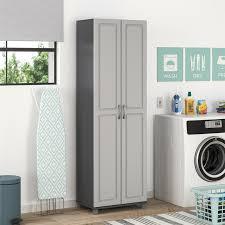 wayfair kitchen storage cabinets scholl storage cabinet