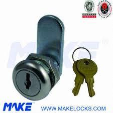 cabinet keyed cam lock zinc alloy die casting lock brass key with wafer cylinder high