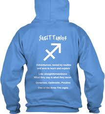 sagittarius hoodie tee shirts center