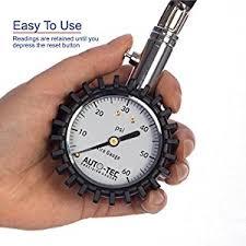 Best Tire Pressure Gauge For Motorcycle Auto Tec Pro Tire Pressure Gauge A T Tpg1001 1480 U2013 Auto