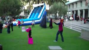 halloween kids party at grand hope park at fidm youtube