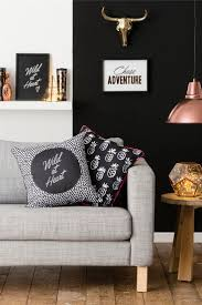 Black White And Gold Living Room by Best 25 Blush Grey Copper Living Room Ideas On Pinterest