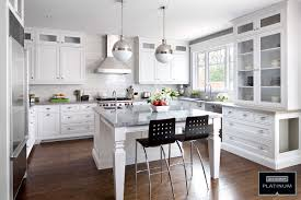 Designer White Kitchens by Kitchens Jane Lockhart Interior Design
