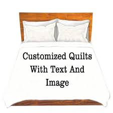 Customized Duvet Covers Amazon Com Cafetime Bedding Quilts Customize Home Textile Pet Dog
