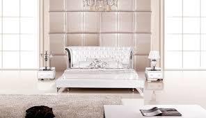 Leather Bedroom Furniture White Bedroom Furniture Home Decoration Trans