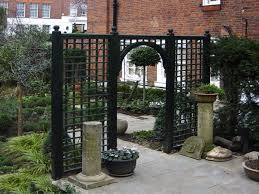 iron garden gates canada home outdoor decoration