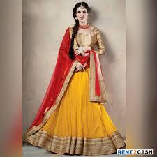 lancha dress garba this navratri by getting the finest garba dress on rent