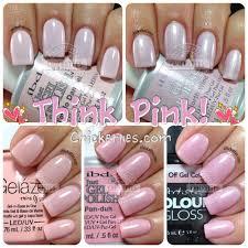 light pink gel polish swatches u2013 chickettes soak off gel polish