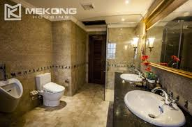 Bathroom In Thai Fantastic Penthouse Apartment With Large Terrace And Luxury