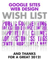 Google Sites File Cabinet Web Design With Google Sites Top 10 Wish List For Google Sites