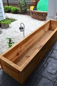 diy planter box diy planter box jpg resize 500 750