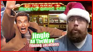 jingle all the way filming locations matt u0027s rad show youtube