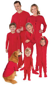 red pajamas pajamagram