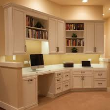 Bespoke Home Office Furniture Impressive Home Office Cabinets Ideas Cabinets For Office Crafts