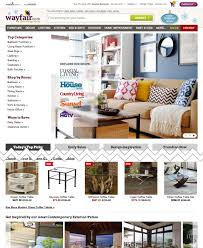 home interior products catalog homepage usability can users infer the breadth of your product
