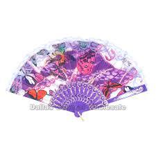 fans bulk handheld folding fans wholesale