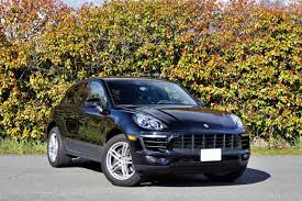 porsche macan 2015 for sale 2017 porsche macan road test carcostcanada